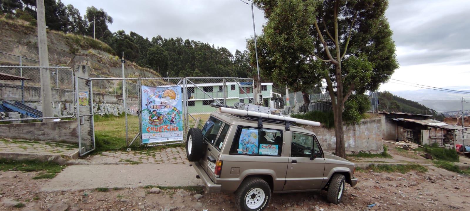 XX Festival Infantil y Juvenil Chulpicine 2021 inició su recorrido